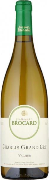 Вино Jean-Marc Brocard, Chablis Grand Cru Valmur AOC, 2009