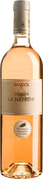 Вино Domaine La Suffrene, Bandol AOC, 2010, 0.375 л