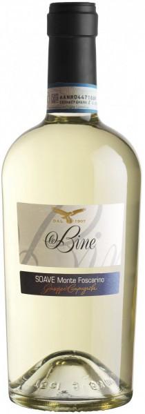 """Вино Campagnola, """"Le Bine"""", Vigneti Monte Foscarino, Soave Classico DOC, 2014"""