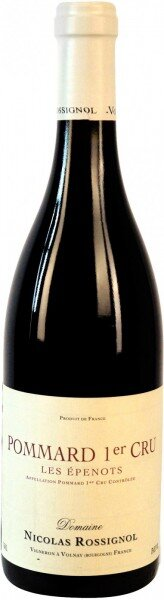 "Вино Domaine Nicolas Rossignol, Pommard 1er Cru ""Les Epenots"", 2011"