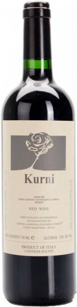 """Вино """"Kurni"""", Marche Rosso IGT, 2015"""