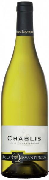 Вино Roland Lavantureux, Chablis AOC, 2015, 0.375 л