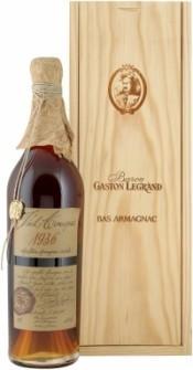 Арманьяк Baron G. Legrand 1936 Bas Armagnac, 0.7 л