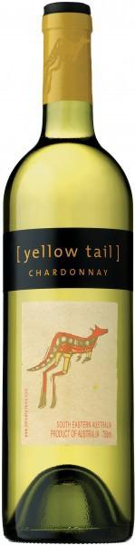 """Вино """"Yellow Tail"""" Chardonnay, 0.187 л"""