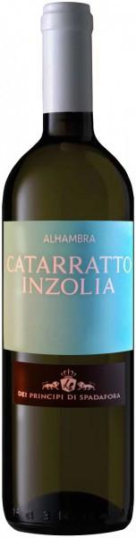 "Вино Azienda Agricola Spadafora, ""Alhambra"" Bianco, 2014"