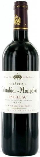Вино Chateau Colombier-Monpelou Cru Bourgeois, Pauillac AOC 2005