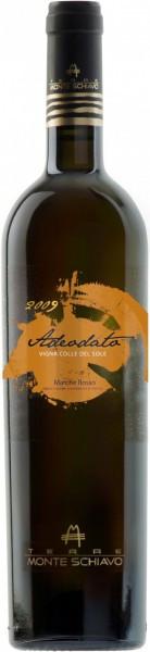 """Вино Terre Monte Schiavo, """"Adeodato"""", Marche IGT, 2009"""