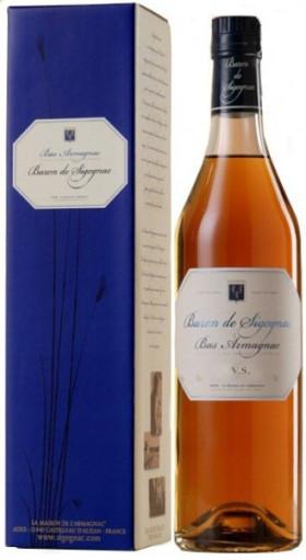"Арманьяк ""Baron de Sigognac"" VS, gift box, 0.7 л"
