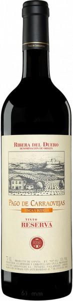 Вино Pago de Carraovejas, Reserva, Ribera del Duero DO, 2012