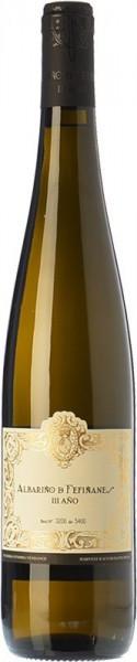 Вино Fefinanes, Albarino de Fefinanes III Ano, Rias Baixas DO, 2007