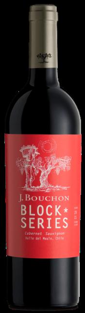 "Вино J.Bouchon, ""Block Series"" Malbec"