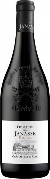 """Вино Domaine de la Janasse, Chateauneuf-du-Pape AOC """"Vieilles Vignes"""", 2008"""