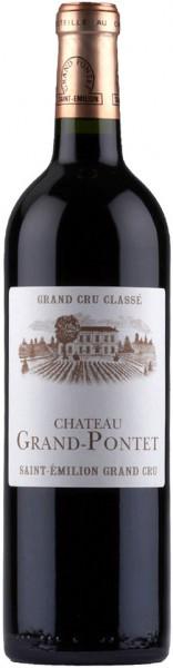 Вино Chateau Grand-Pontet Saint-Emilion Grand Cru AOC 2003
