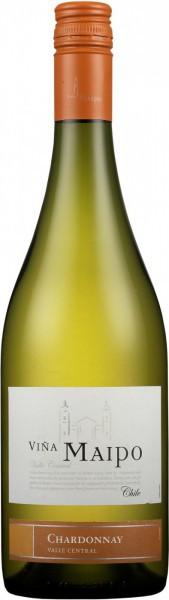Вино Vina Maipo, Chardonnay, 2014