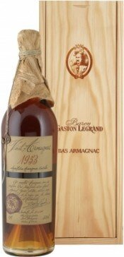 Арманьяк Baron G. Legrand 1953 Bas Armagnac, 0.7 л