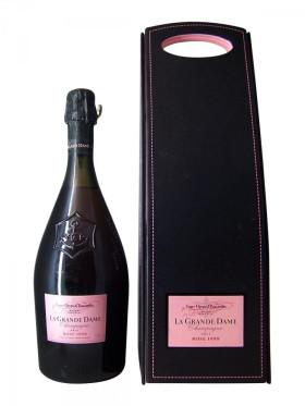 Шампанское Veuve Clicquot La Grande Rose 1998 0.75л