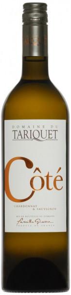 """Вино Domaine du Tariquet, """"Cote"""" Tariquet, Cotes de Gascogne VDP, 2016"""