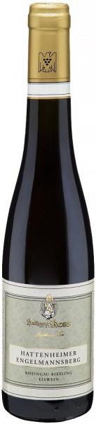 "Вино Balthasar Ress, ""Hattenheimer Engelmannsberg"" Riesling Eiswein, 2004, 0.375 л"