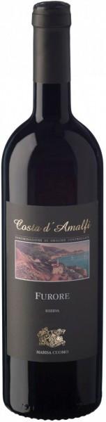 """Вино Marisa Cuomo, """"Furore"""" Rosso Riserva, Costa d'Amalfi DOC, 2012"""
