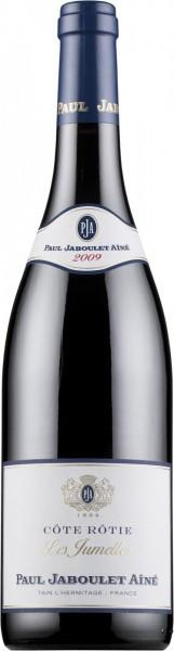 """Вино Paul Jaboulet Aine, """"Les Jumelles"""", Cote Rotie AOC, 2009"""