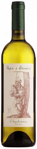 Вино Pojer e Sandri, Chardonnay, Vigneti delle Dolomiti IGT, 2015