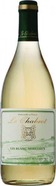 "Вино Joseph Verdier, ""Le Chabrot"" Blanc Moelleux"