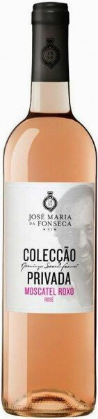 "Вино Jose Maria da Fonseca, ""Coleccao Privada"" Domingos Soares Franco, Moscatel Roxo Rose, 2014"