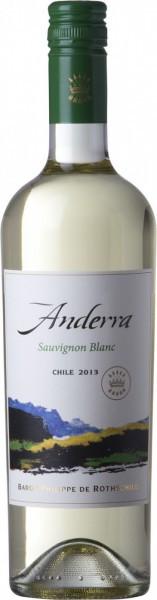 "Вино Baron Philippe de Rothschild, ""Anderra"" Sauvignon Blanc, 2013"