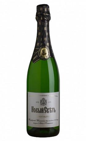 Игристое вино Новый Свет Белое Брют Коллекционное 0.75л