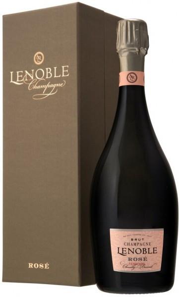 """Шампанское Champagne AR Lenoble, Rose """"Terroirs"""", gift box"""