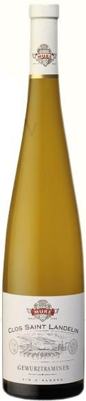 "Вино Rene Mure, Gewurztraminer Clos Saint-Landelin Grand Cru ""Vorbourg"" AOC, 2013"
