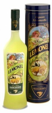 Ликер Lemonel, gift box, 0.5 л