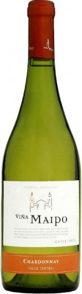 Вино Vina Maipo, Chardonnay, 2012