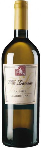 Вино Villa Lanata, Langhe DOC, Chardonnay, 2012