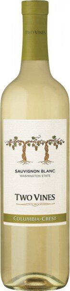 "Вино ""Two Vines"" Sauvignon Blanc, 2013"
