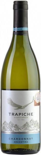 "Вино Trapiche, ""Vineyards"" Chardonnay, 2015"