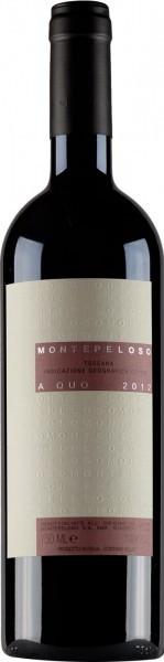 "Вино Montepeloso, ""A Quo"", Toscana IGT, 2012"