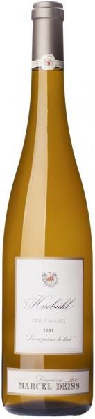Вино Domaine Marcel Deiss, Huebuhl 1er cru, 2007