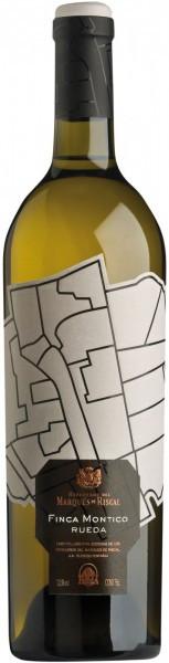 "Вино ""Finca Montico"", Rueda DO, 2011"