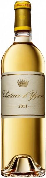 Вино Chateau d'Yquem, Sauternes AOC 1-er Grand Cru Superieur, 2011