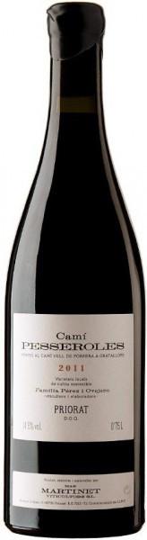 "Вино Mas Martinet, ""Cami Pesseroles"", Priorat DOQ, 2011"