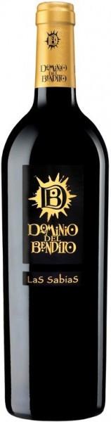 """Вино Dominio del Bendito, """"Las Sabias"""", Toro DO, 2012, 1.5 л"""