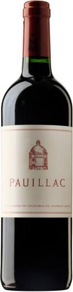 Вино Le Pauillac de Chateau Latour, Pauillac AOC, 2005