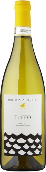 """Вино Morgassi Superiore, """"Tuffo"""", Gavi di Gavi DOCG, 2014, 0.375 л"""