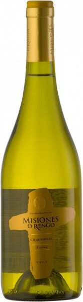 Вино Misiones de Rengo, Chardonnay Reserva, Valle Casablanca DO, 2011