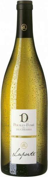 "Вино Laporte, Pouilly-Fume AOC ""les Duchesses"", 2014, 0.375 л"