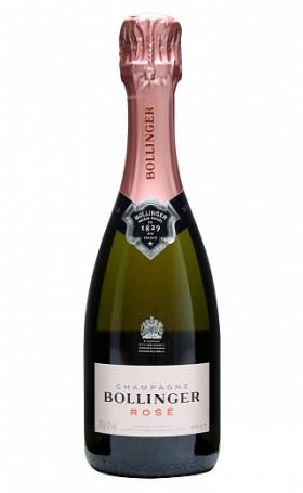Шампанское Bollinger Rose Brut 0.375л