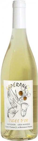 "Вино Domaine d'Esperance, ""Cuvee d'Or"", 2014"