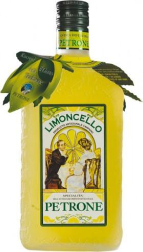 Ликер Antica Distilleria Petrone, Limoncello, 0.7 л