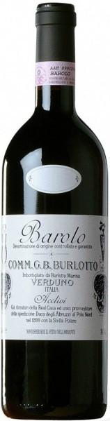 "Вино G.B. Burlotto, ""Acclivi"", Barolo DOCG, 2010"